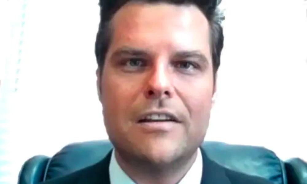 Matt Gaets arrest